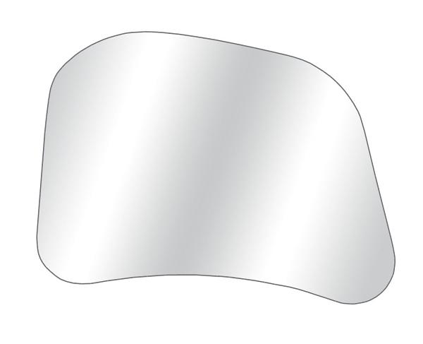 CIPA 10951 Towing Mirror