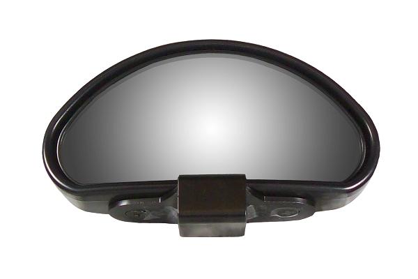 Black Spots On Mirror Glass