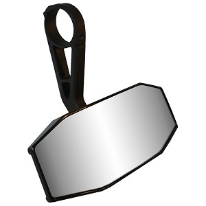 01141 Deluxe Wide Angle UTV Rearview Mirror