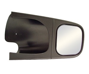 CIPA 10502 Passenger Side Custom Towing Mirror Dodge 10500