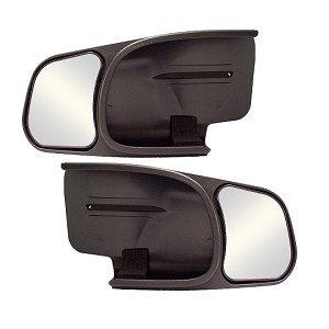 CIPA 10800 1999-2007 Classic Chevrolet/GMC/Cadillac Custom Towing Mirrors Pair
