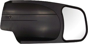CIPA  10902 2007-2013 Silverado/Sierra and 2007-2014 New Body-Style Chevy/GMC/Cadillac Custom Towing Mirrors – Right/Passenger