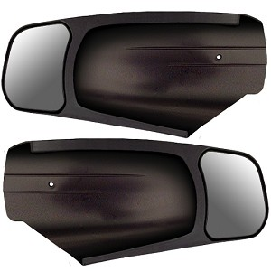 CIPA 10950  2014-2018 Silverado / Sierra Custom Towing Mirrors - Pair
