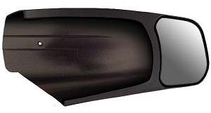 CIPA 10952  2014-2018 Silverado / Sierra Passenger Side Custom Towing Mirror 10950