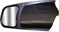 CIPA 11301 2007-2017 Toyota Tundra and 2008-2017 Sequoia Driver Side Custom Towing Mirror for 11300