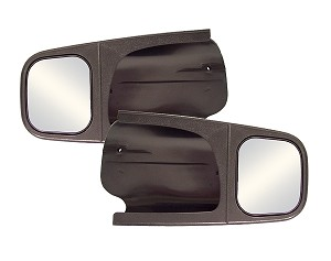 CIPA 11500 1990-1997 Classic Ford Custom Towing Mirrors Pair