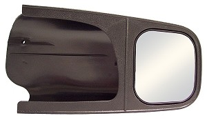 CIPA 11502 1990-1997 Classic Ford Passenger Side Custom Towing Mirror