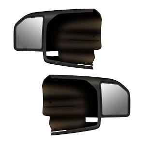 CIPA 11550 2015-2017 F-150 Custom Towing Mirrors Pair