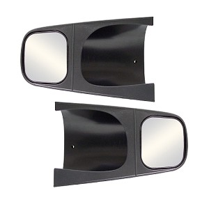 CIPA 11600 1997-2004 Ford/Lincoln Custom Towing Mirrors-Pair