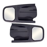 CIPA 11900 1997-2008 Super Duty Ford Custom Towing Mirrors
