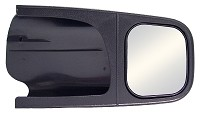 CIPA 11902 1997-2008 Super Duty Ford Passenger Side Custom Towing Mirror for 11900