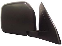 CIPA 16707 Original Style Replacement Mirror Mitsubishi Passenger Side Power Remote Foldaway Non-Heated Black