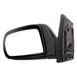 CIPA 17465 Original Style Replacement Mirror Toyota Driver Side Manual Foldaway Non-Heated Black