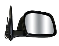CIPA 17524 Original Style Replacement Mirror Toyota Passenger Side Manual Foldaway Non-Heated Black