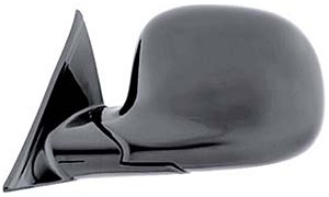 CIPA 22095 Chevy/GM S-10 Mirror, Electric Black LH