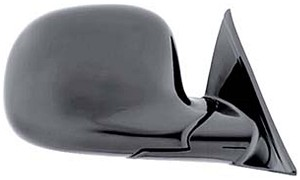 CIPA 22195 Chevy/GM S-10 Mirror, Electric Black RH