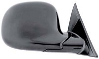 CIPA 23195 Original Style Replacement Mirror Chevrolet/GMC/Oldsmobile Passenger Side Manual Foldaway Non-Heated Black