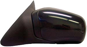 CIPA 42212 Original Style Replacement Mirror Ford/Mercury Driver Side Power Remote Foldaway Non-Heated Black