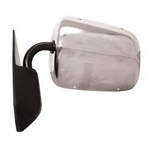 CIPA 46300 Original Style Replacement Mirror Chevrolet/GMC/Cadillac Driver Side Manual Foldaway Non-Heated Chrome
