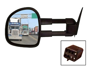 CIPA 70211 Magna Extendable Replacement Mirror Driver Side Chevrolet/GMC
