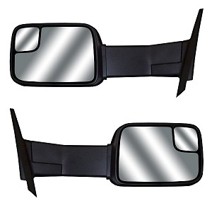 CIPA  71700 2007-2011 Chevy Extendable Towing Mirrors - Pair