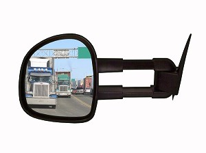 CIPA 73511 Magna Extendable Replacement Mirror Driver Side Dodge