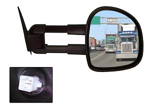 CIPA 73610 Right Side Magna Mirror for pair #73600