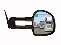CIPA 82110 Magna Extendable Replacement Mirror Passenger Side Ford