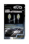 CIPA 93180 EVO Formance LED Cop Strobes Pack of 2 - Ultra-White