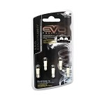 CIPA 93256 EVO Formance LED Dash Lights - White - T5 - Pack of 5