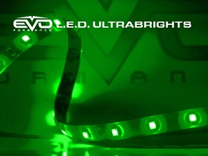 CIPA 93278 EVO Formance LED Ultrabrights 5M - Green