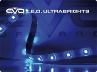 CIPA 93573 EVO Formance LED Ultrabrights 50cm- Blue