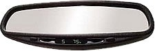 CIPA 36400 WEDGE Auto Dimming Mirror w/ Compass & Temperature