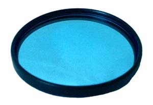 "CIPA 49111 Tinted Hotspots, 2"" Blue Pair"