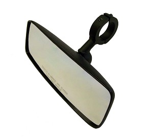 CIPA 99287 Deluxe UTV Center Mount Rearview Mirror