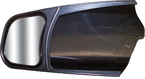 CIPA 11301 2007-2018 Toyota Tundra and 2008-2017 Sequoia Driver Side Custom Towing Mirror for 11300