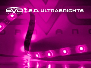 CIPA 93514 EVO Formance LED Ultrabrights 10cm- Fuchsia