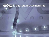 CIPA 93516 EVO Formance LED Ultrabrights 10cm- White
