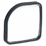 "CIPA 49403 Corner Wedge 3"" X 3"" Stick-On Convex HotSpot Mirror"